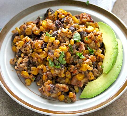 healthy-black-bean-casserole